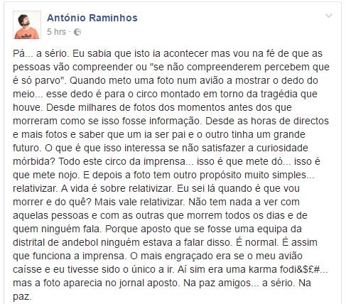 Raminhos Chapecoense