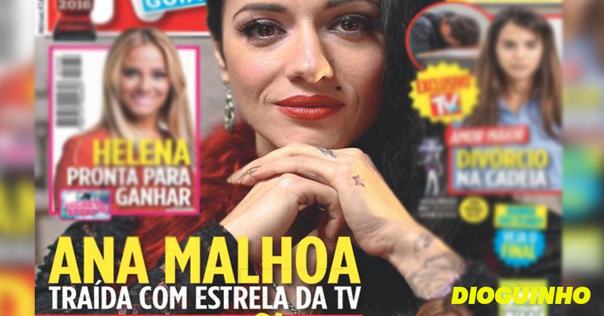 Photo of Ana Malhoa traída com apresentadora de televisão