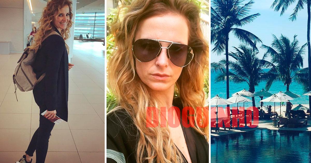Photo of Cristina Ferreira está a desfrutar de umas férias de sonho