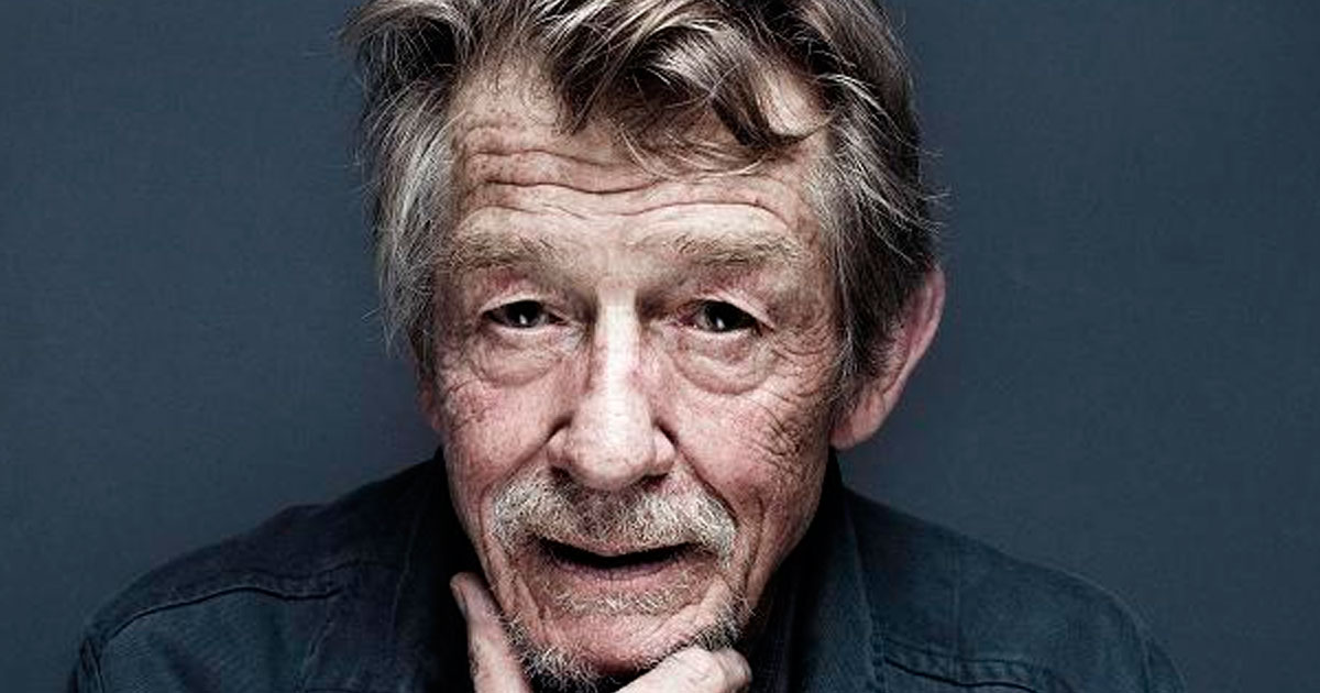 "Photo of Morreu o ator britânico John Hurt de ""Harry Potter"""