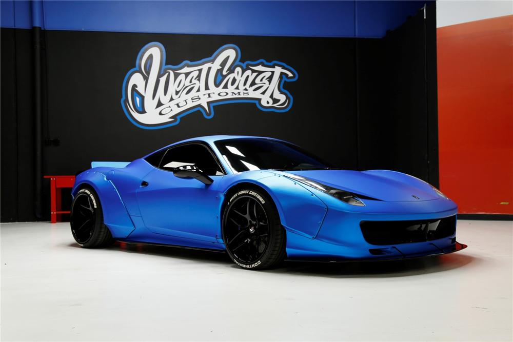 "Photo of Justin Bieber vendeu o seu Ferrari ""azarado"""