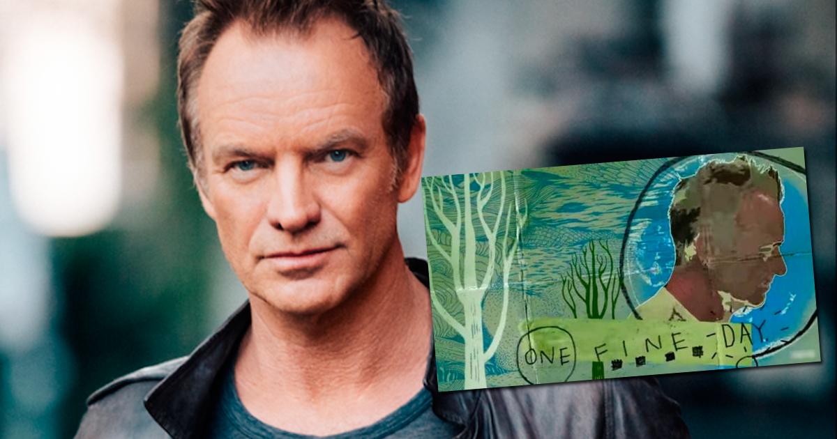 "Photo of Sting lança videoclipe de ""One Fine Day"""