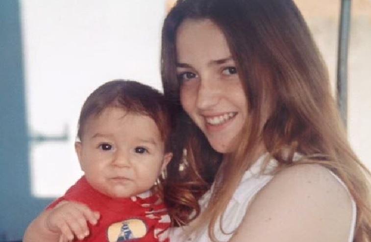 Photo of Raquel Henriques foi mãe há 21 anos