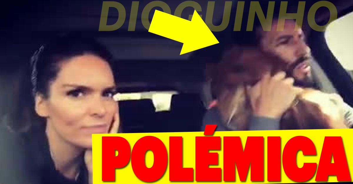 Photo of Diana Chaves e César Peixoto publicam vídeo polémico no Instagram