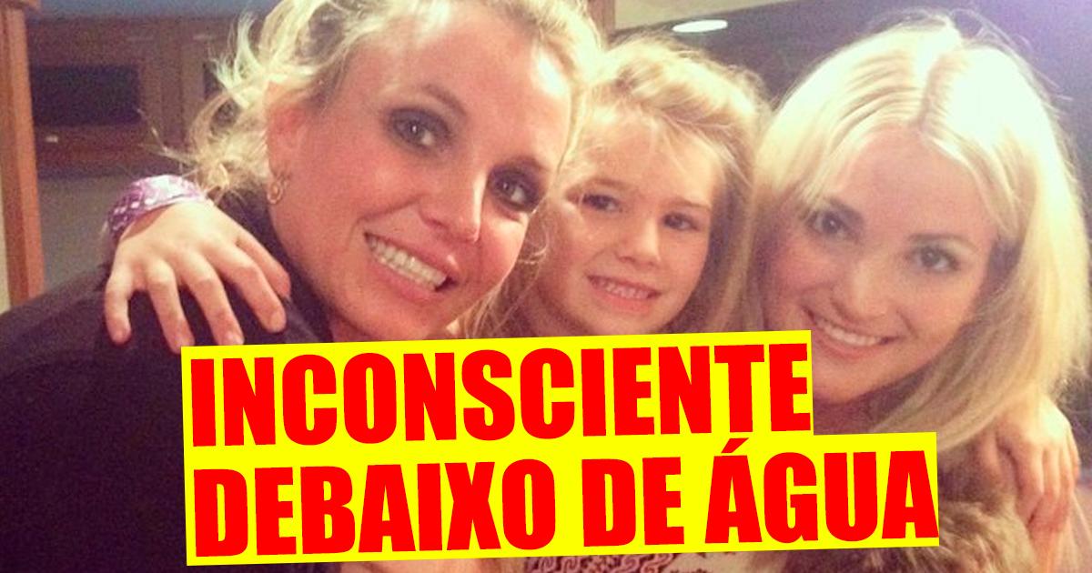"""Photo of Sobrinha de Britney Spears sofreu acidente e está """"em estado muito grave"""""""