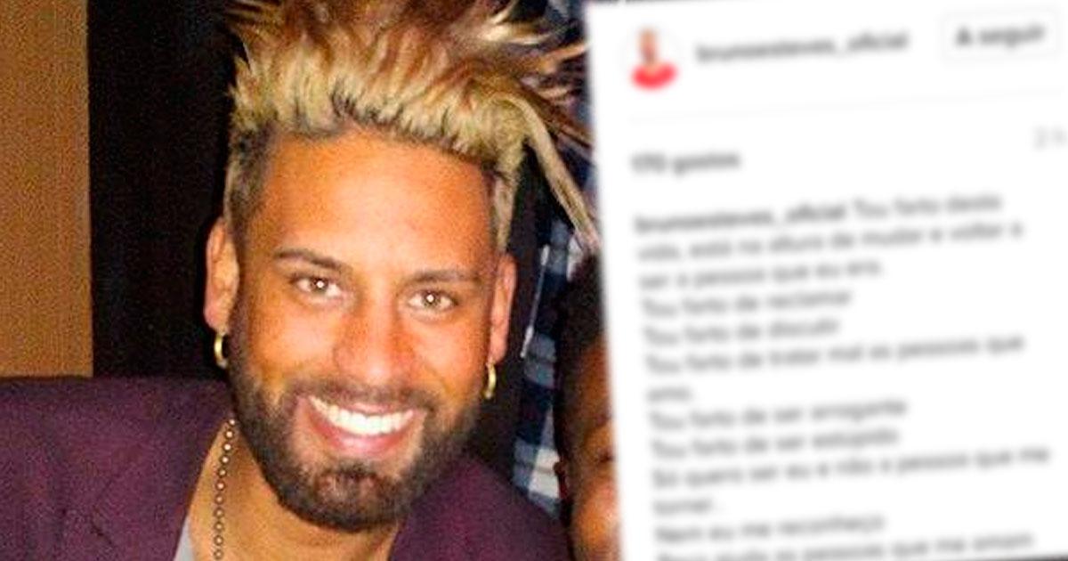 Photo of Bruno Esteves revela as CUNHAS do Love on Top 7