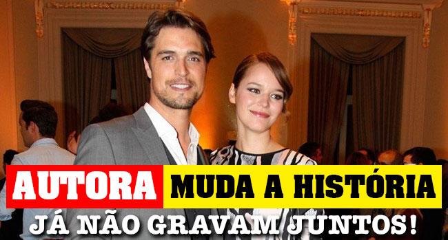 Photo of Autora de Ouro Verde muda história para Diogo Morgado e Joana de Verona não gravarem juntos