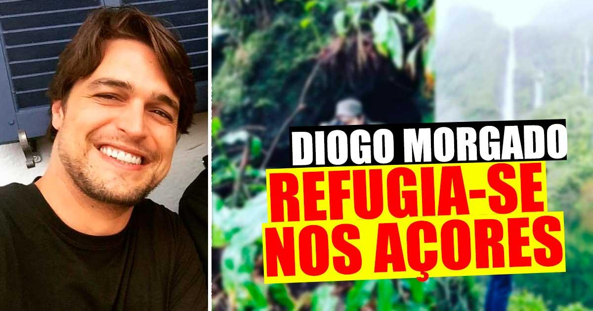 Photo of Após escândalo, Diogo Morgado viaja para os Açores