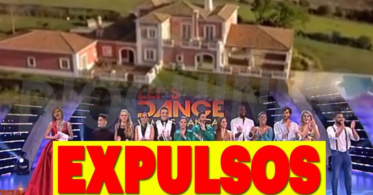 Photo of LOT 4 será na «Casa» do «Let's Dance». Dançarinos escorraçados