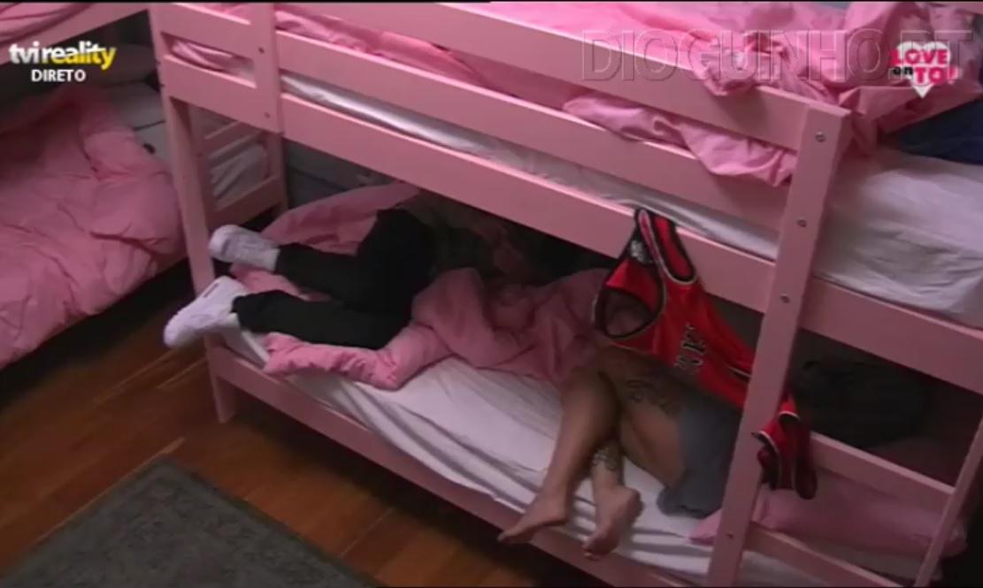 Photo of Leandro e Sofia Buinho cada vez mais próximos. Mel à vista?