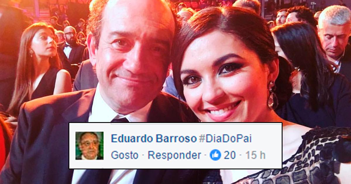 Photo of Sara Barradas REVOLTADA com comentário à sua relação com José Raposo