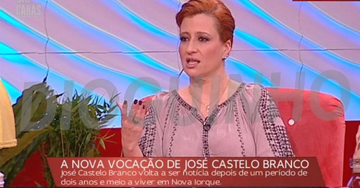 Photo of Joana Latino arrasa José Castelo Branco «Ele é zero, não é nada, é uma catatua»
