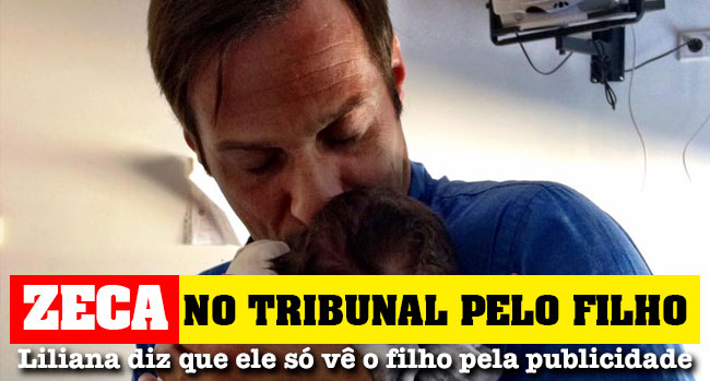 Photo of José Carlos Pereira vai a tribunal contra Liliana Aguiar mas ela acusa-o de não ver o bebé