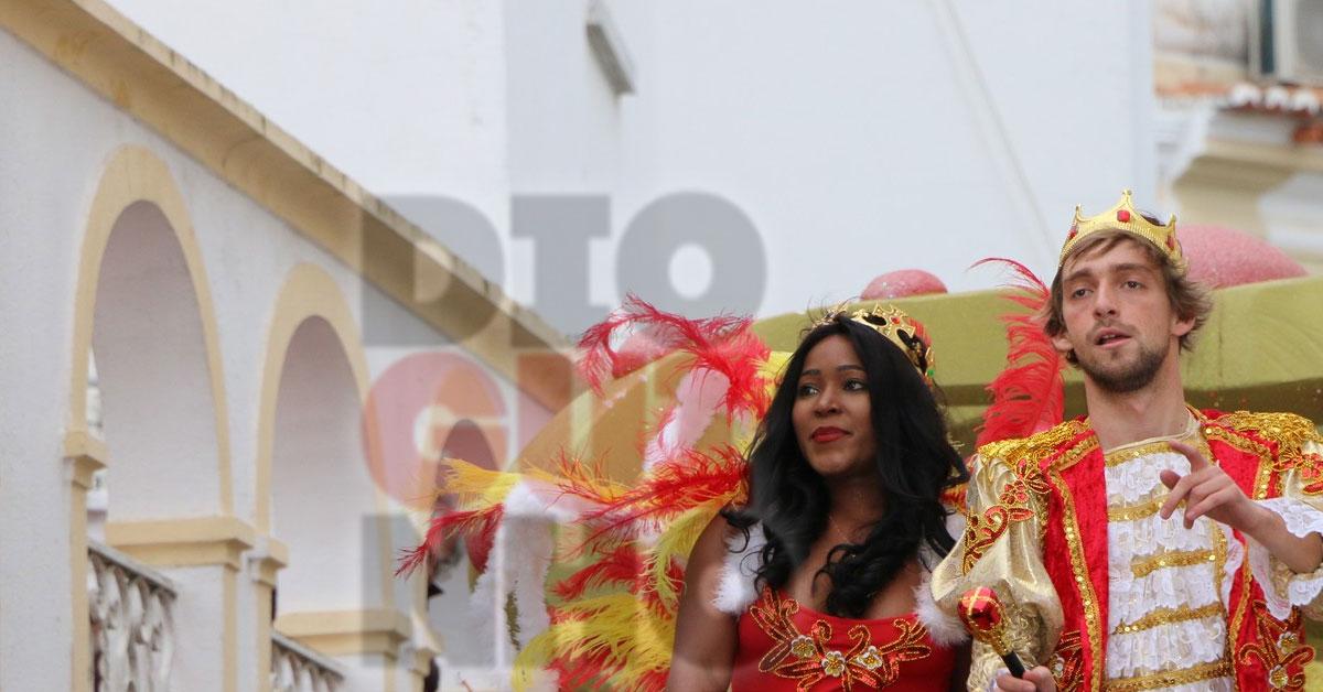 Photo of Diogo Semedo e Tucha foram os Reis de Carnaval de Elvas (mais ou menos)
