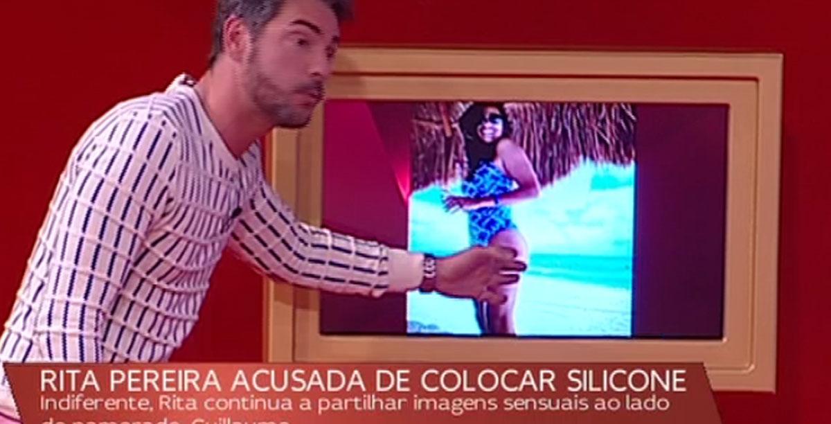 Photo of Rita Pereira colocou silicone no rabo? A eterna polémica