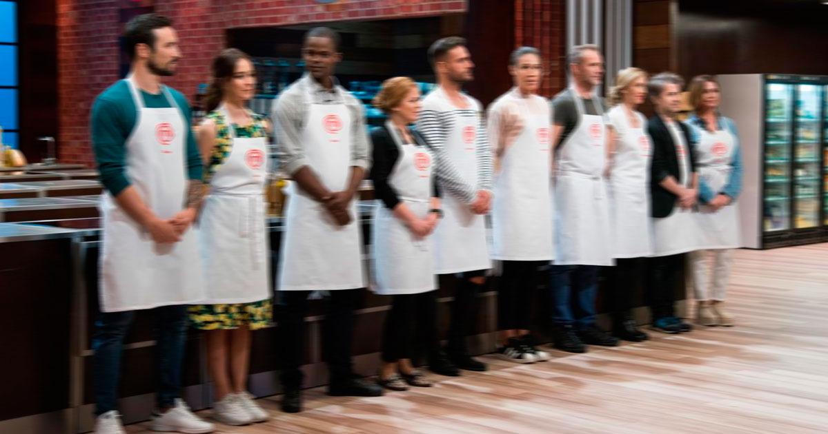Photo of Divulgados os 11 concorrentes de 'MasterChef Celebridades'