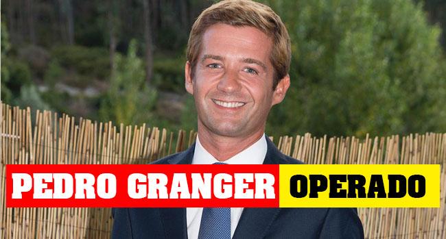 Photo of Pedro Granger teve de ser operado