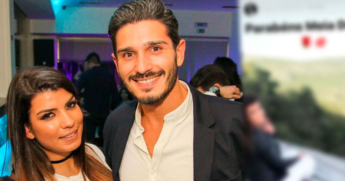 Photo of Filipe Vilarinho deu os parabéns a Sofia Sousa nas redes sociais