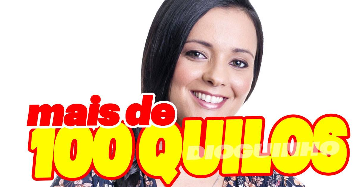 Photo of Marta Cruz publica foto inédita com 104 KG