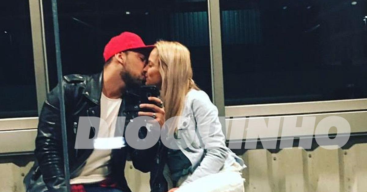 Photo of Sandra Castilho e Jorge Palhares festejam 9 meses de namoro