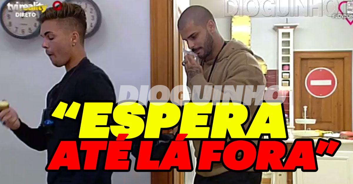 Photo of Bernardo Girão já quer despachar Érica Silva, mas…