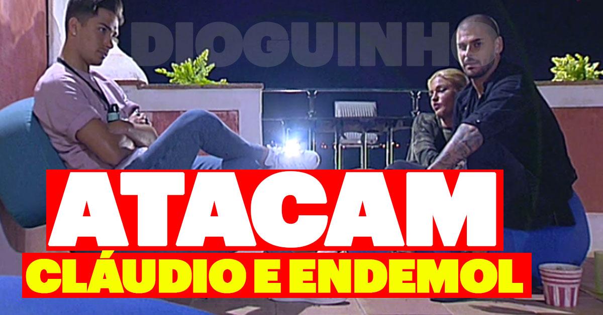 Photo of Bruno Marvão, Séfora e Rodrigo atacam Endemol «Está tudo feito»