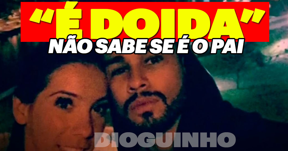 """Photo of Ítalo confirma gravidez de Andreia Machado """"não sei se sou o pai, vou fazer teste de ADN"""""""