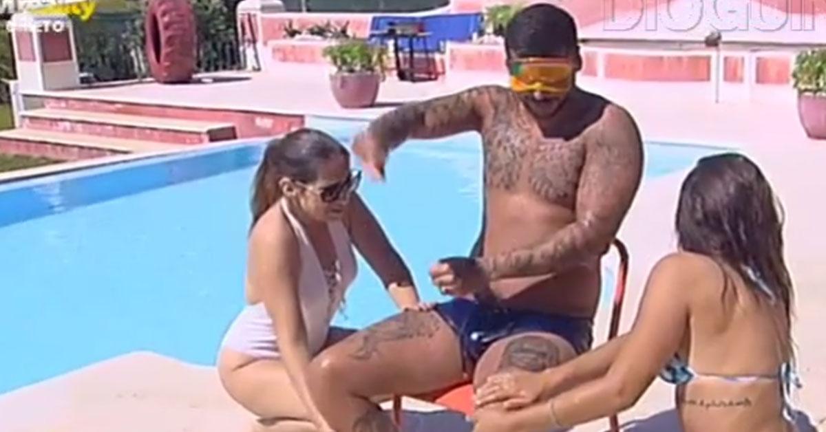 Photo of Bruno Marvão continua a ser provocado. Séfora aziou
