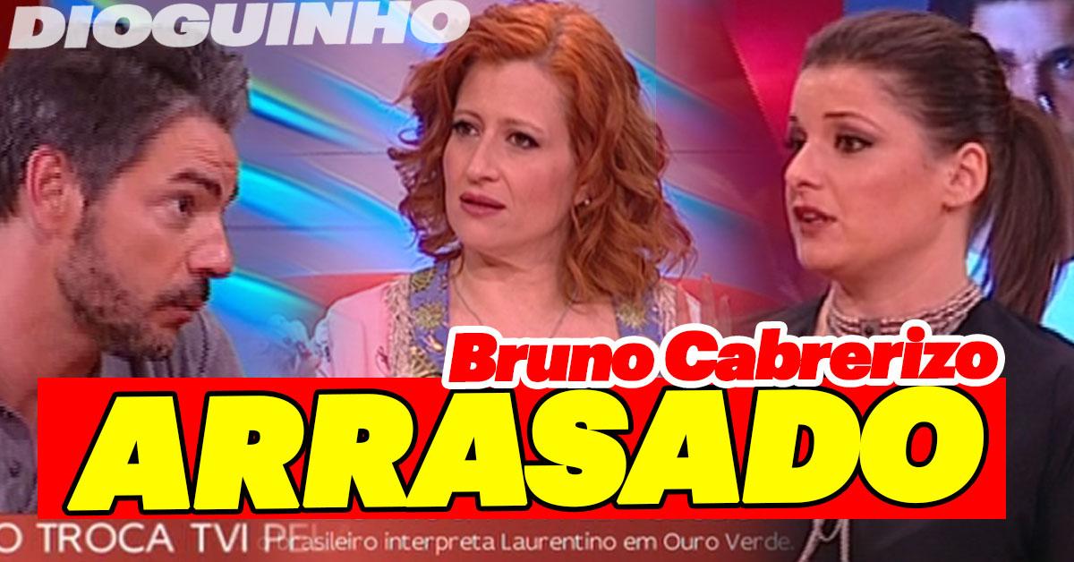 """Photo of Bruno Cabrerizo vai embora, mas antes leva """"porrada"""" no Passadeira Vermelha"""