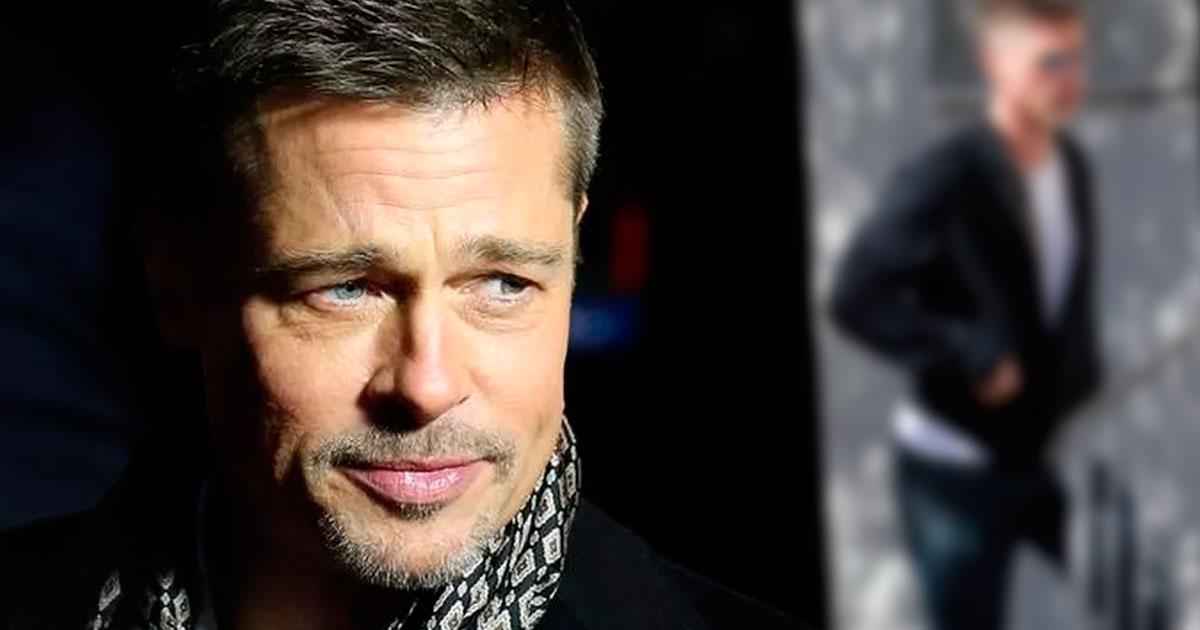 Photo of Reveladas fotografias inéditas de Brad Pitt com 23 anos