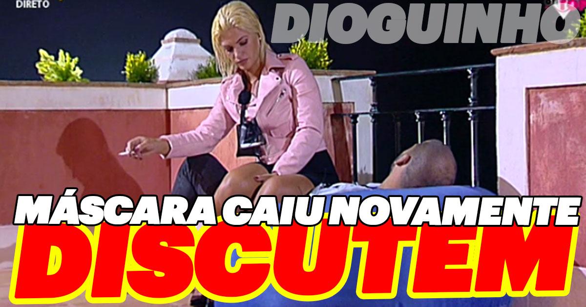 Photo of Bruno Marvão e Séfora estão novamente a DISCUTIR