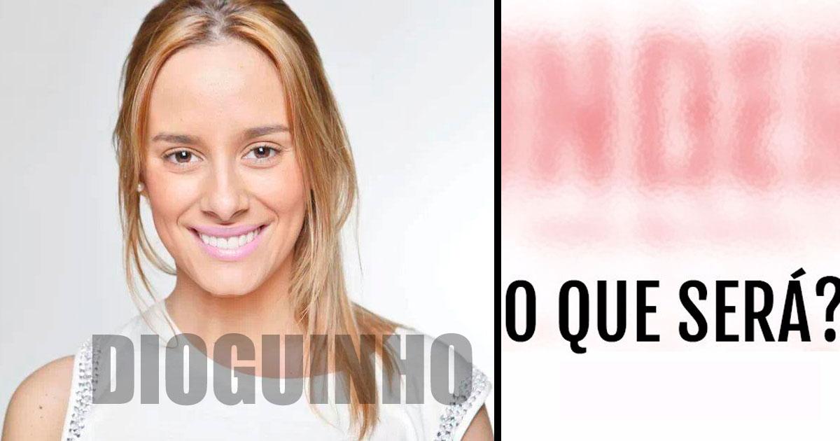 """Photo of Helena Isabel partilha foto """"Sem Photoshop e com marcas de quem perdeu muito peso"""""""