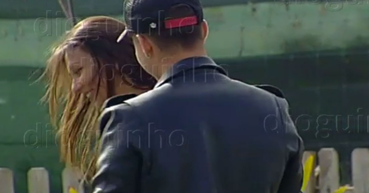 Photo of Bernardo Girão pede Cláudia em namoro – oficialmente