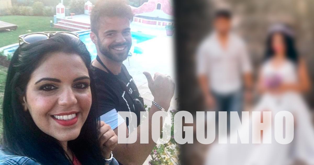 Photo of As primeiras fotos da noiva Tatiana Magalhães