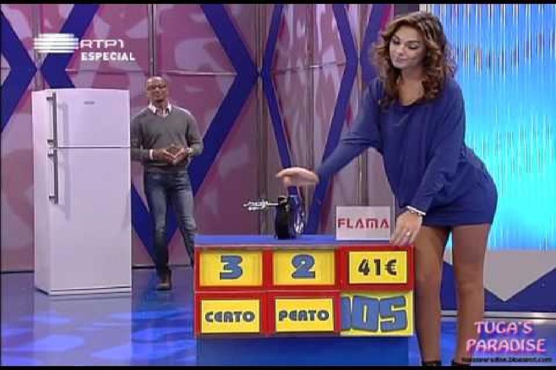 Photo of Lúcia Custódio abandona «O Preço Certo». RTP procura nova assistente