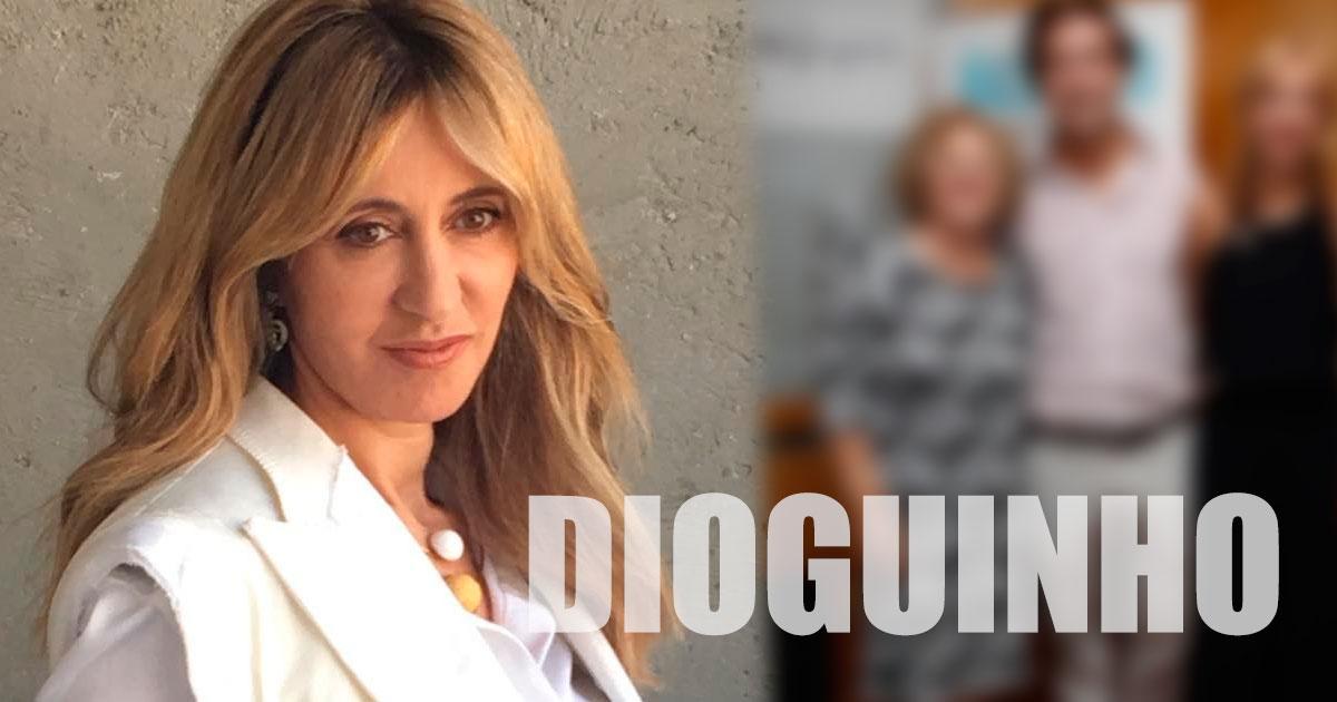 Photo of Judite de Sousa celebrou dia da mãe com recordação