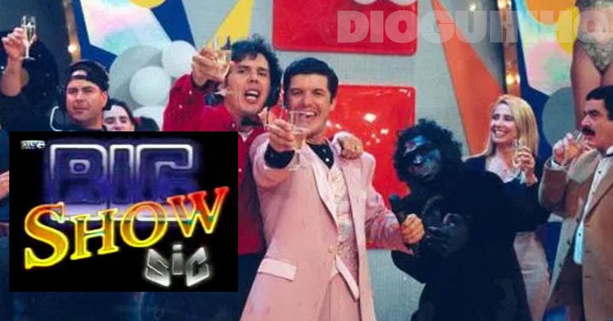 Photo of Ainda te lembras do «Big Show SIC»? «Foi o programa mais polémico antes dos reality shows», diz João Baião