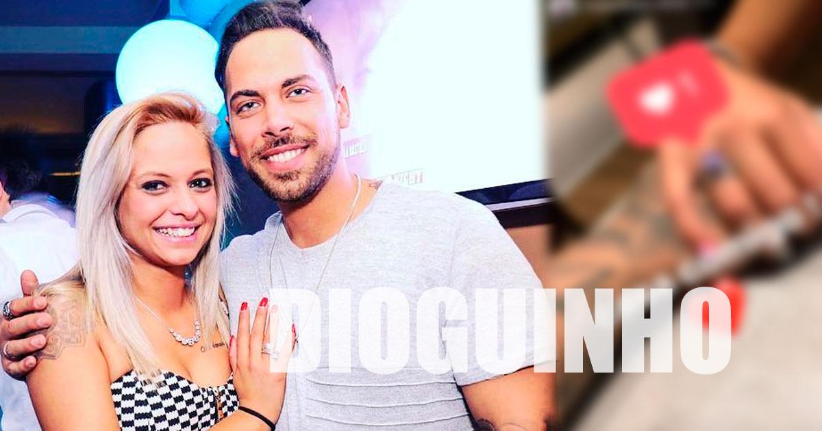Photo of Jorge Palhares e Sandra Castilho casaram?
