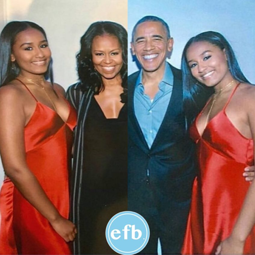 Filha mais nova de Barack Obama cresceu e está ...