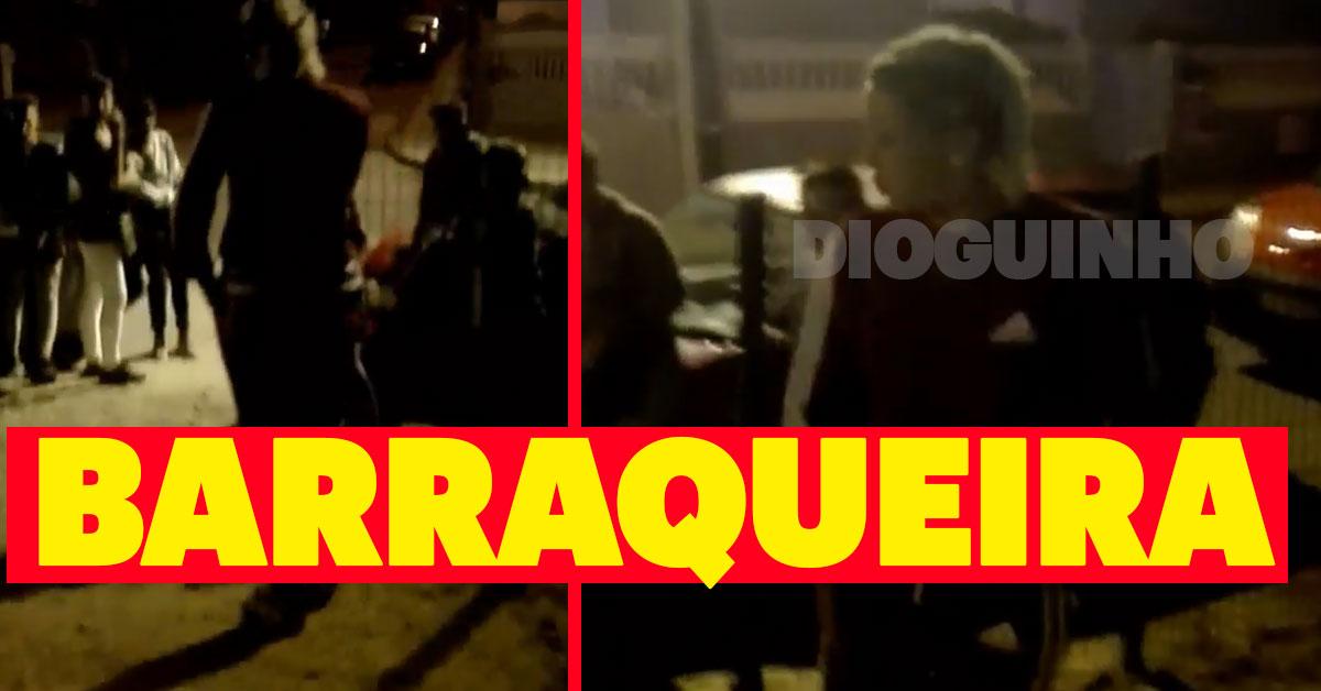Photo of Carolina Roque cá fora também é barraqueira. Discussões, e ameaças