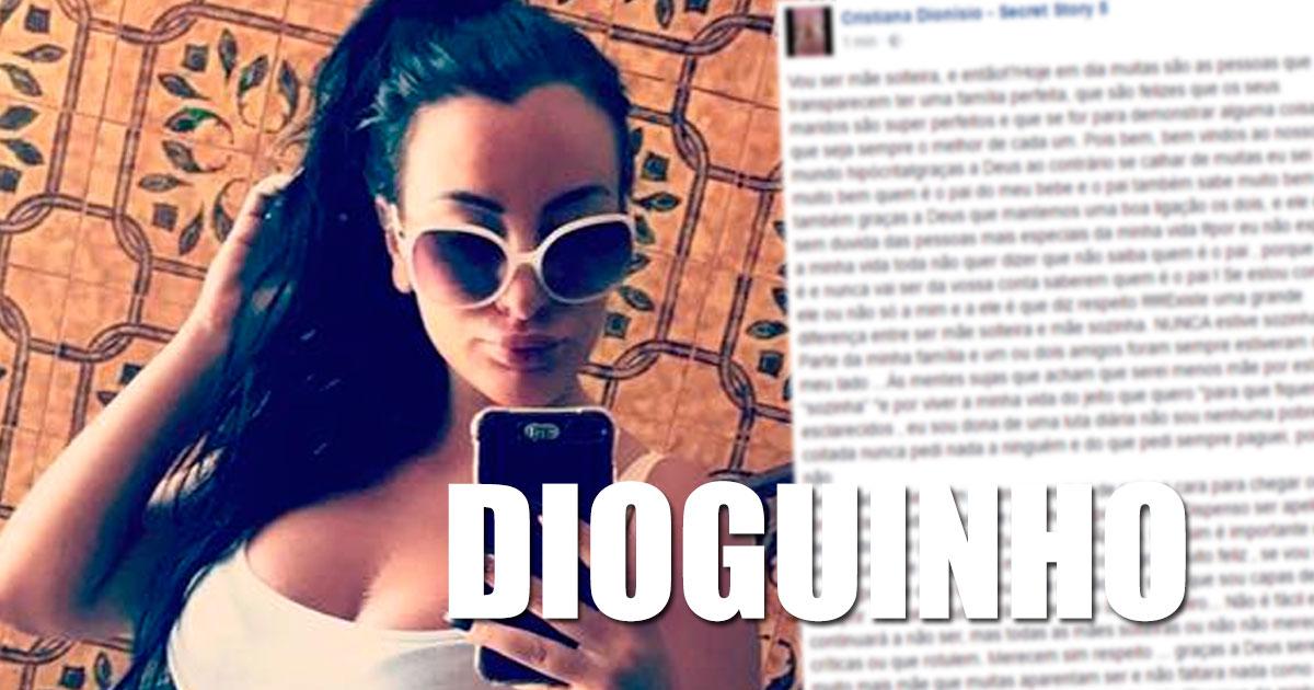 """Photo of Cristiana Dionísio revoltada com notícias de separação """"mentes sujas"""""""