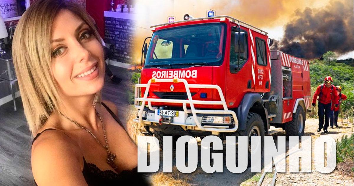 Photo of Bombeiro responde a Agnes Arabela em texto emotivo