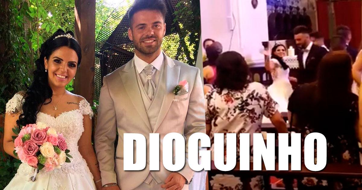 Photo of Assim foi o casamento de Tatiana Magalhães e Rúben Boa Nova