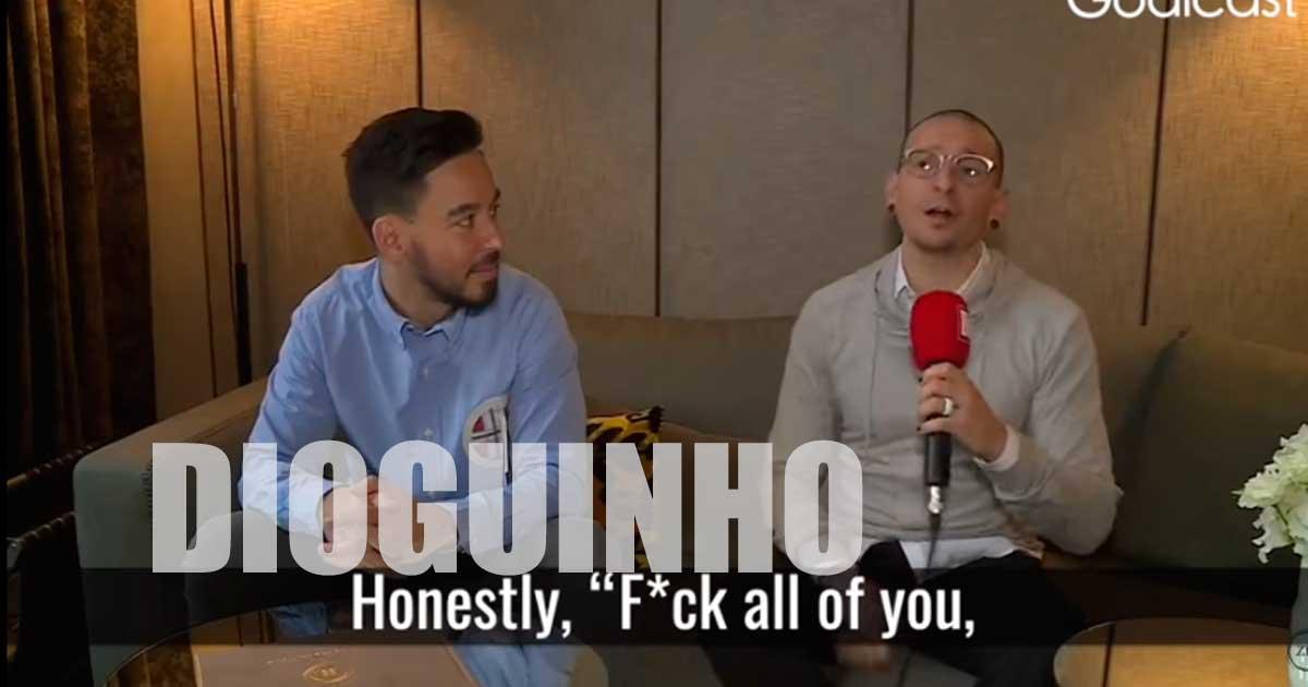 Photo of Chester Bennington falou da sua depressão em entrevista