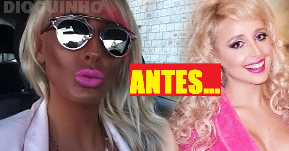 Photo of Juliana Dias deixa o seu estilo de barbie de lado. Irreconhecível