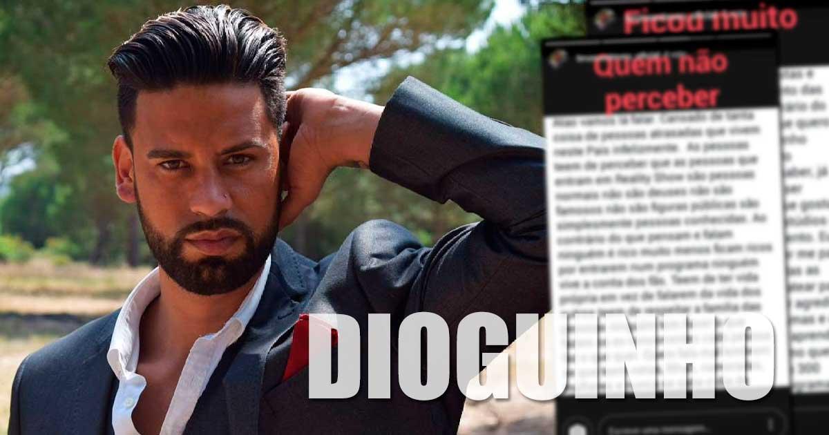 """Photo of Bruno Esteves fala sobre as concorrentes que """"vendem o corpo"""""""