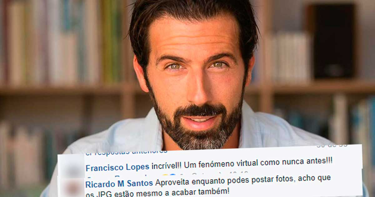 Photo of Gustavo Santos encerrou a conta de Facebook e explica porquê