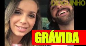 Luciana Abreu está grávida