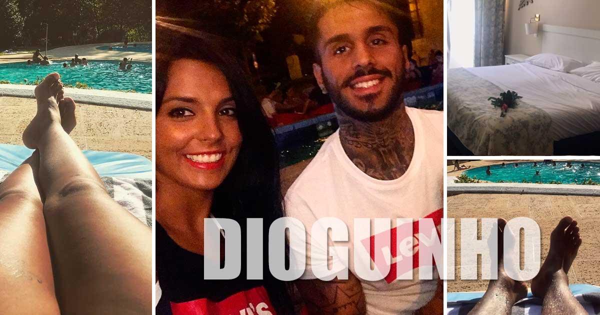"""Photo of Depois de Cuba, Elisabete Moutinho e Rui Rodrigues fazem """"escapadinha"""""""