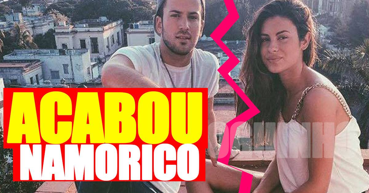 Photo of David Carreira surpreende ao anunciar fim da relação com Carolina Loureiro